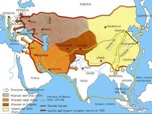 Mongolia L impero mongolo
