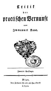 Kant_Kritik_der_praktischen_Venunft_1788