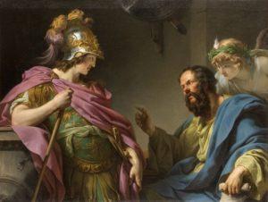 Alcibiade_Socrate