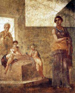 Medea-Affresco-Pompei